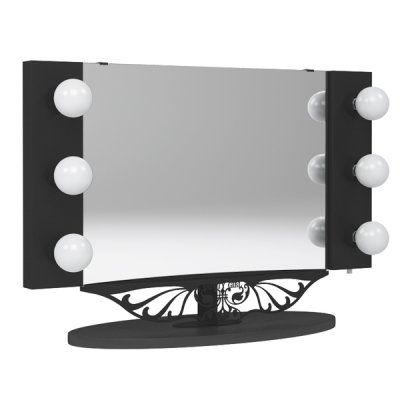 Vanity girl table top mirror...I plan on getting this for whatever vanity that I finally choose to go with.