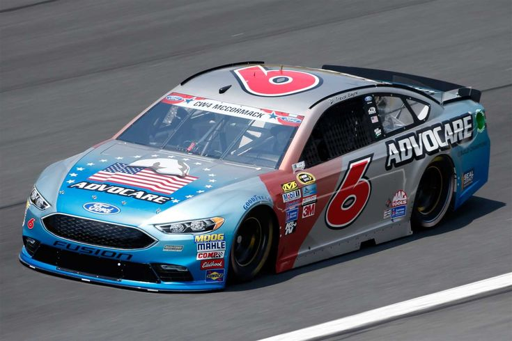 Starting lineup for Coca-Cola 600:   Friday, May 27, 2016  -   Trevor Bayne will start 10th in the No. 6 Roush Fenway Racing Ford.   -    Crew Chief: Matt Puccia-   Spotter: Roman Pemberton