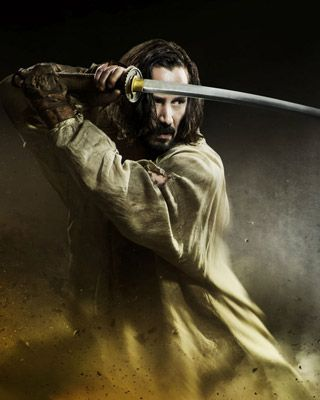 Four New Posters for Keanu Reeves' 47 RONIN