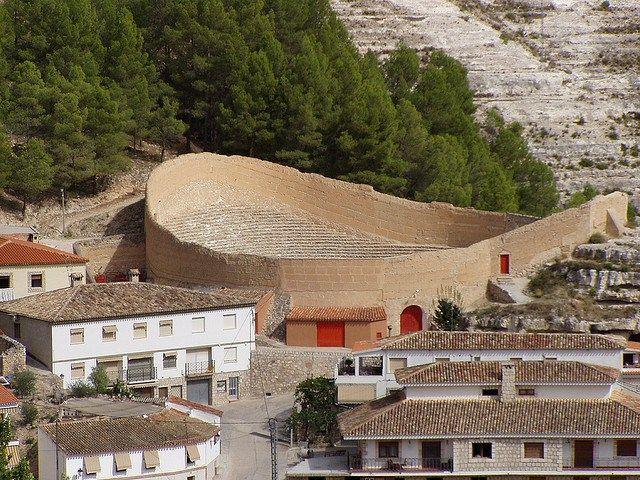 plaza de toros del jucar | Plaza de Toros de Alcalá del Júcar