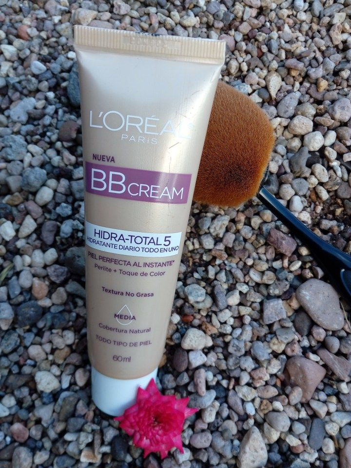 Review BB Cream 5 en 1 de Loreal - Mama a la moda