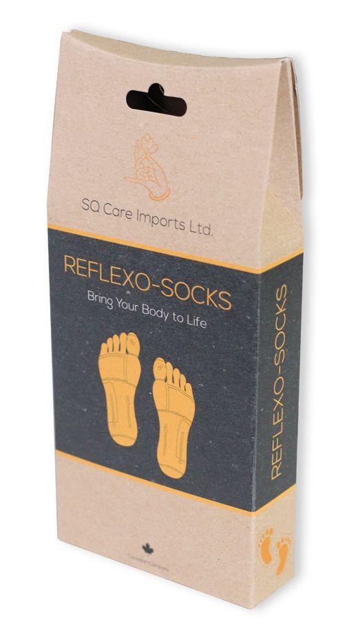 Reflexo Sock Packaging Socks Package Packaging Socks