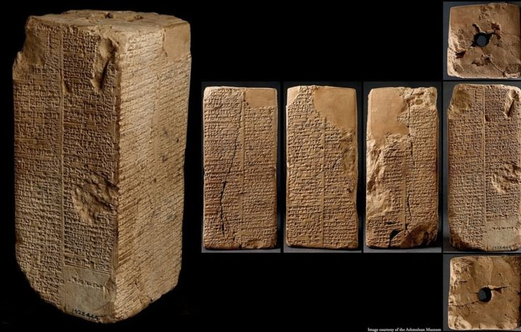 """""""…In 5 cities 8 kings; they ruled for 241,200 years. Then the flood swept over…""""that is written on the first part of the Sumerian King List. But how is it possible for eight kings to"""