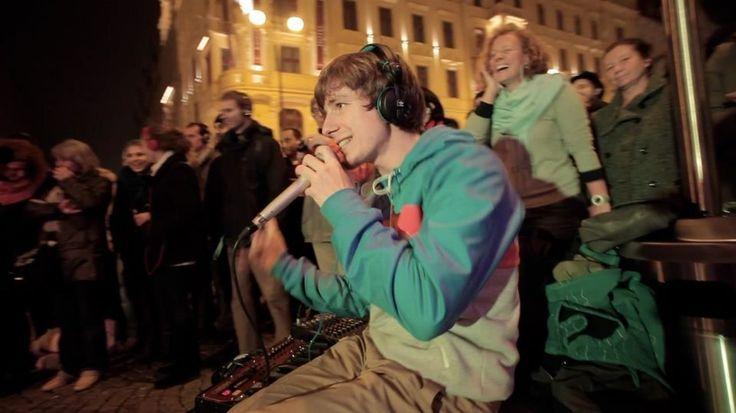 Acuo Urban Symphony - En.Dru / Silent concert in Prague