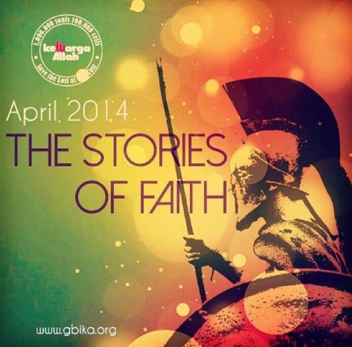 The stories of Faith