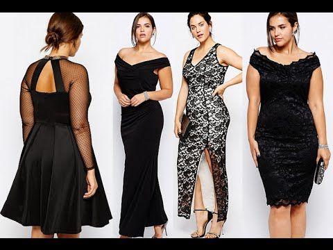 Rochii de seara XXL pentru femei plinute-Colectie de rochii masuri mari ...