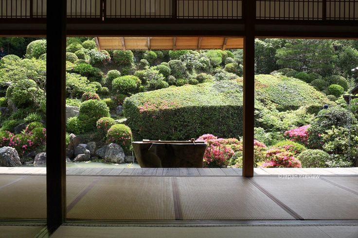 名勝庭園、智積院、京都 The Garden, Chishaku-in, Kyoto