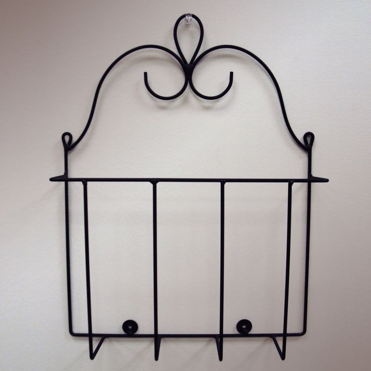 Have to have it. J & J Wire Victorian Magazine / Book Holder $29.99