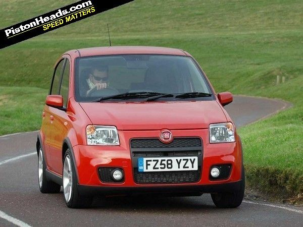 Fiat Panda 100HP: Catch it while you can - PistonHeads