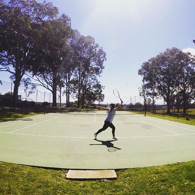 Tennis at The Sebel Kirkton Park Hunter Valley