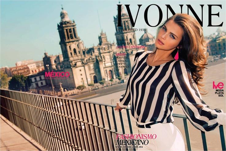 Black  White Stripes @ Mexico City