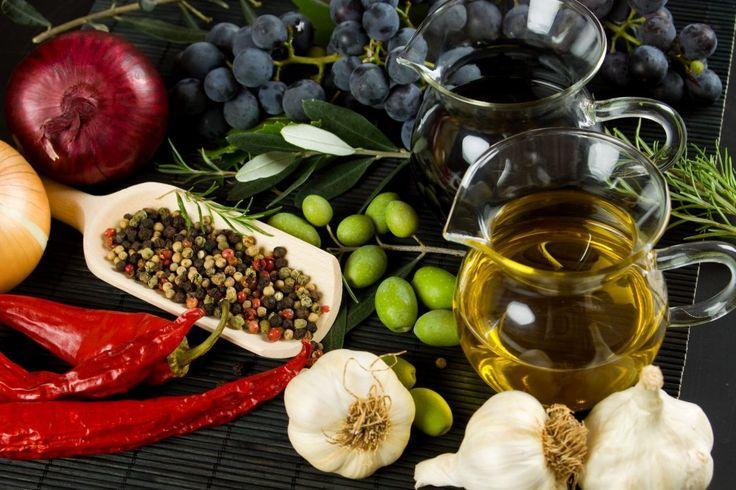 Mediterranean diet meal plan and shopping list - Watchfit