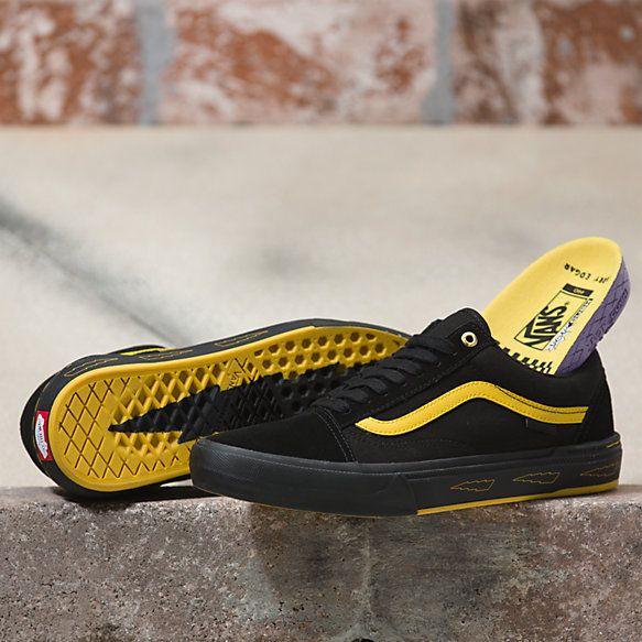 Old Skool Pro BMX | Shop At Vans | Vans shoes fashion, Mens vans ...