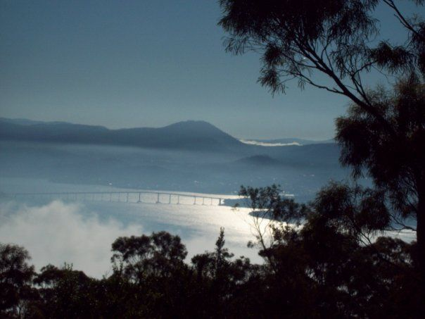 taken by me 2009 from Mt Nelson
