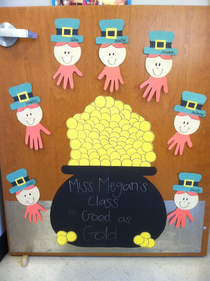 Classroom Decorations For March ~ Best images about bulletin board ideas kindergarten
