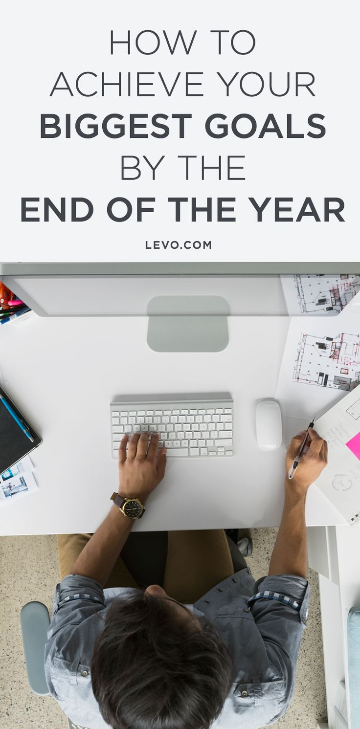 "Own your success and achieve your 2015 goals! ""9. Turn the holidays into inspiration.""// www.levo.com @levoleague"