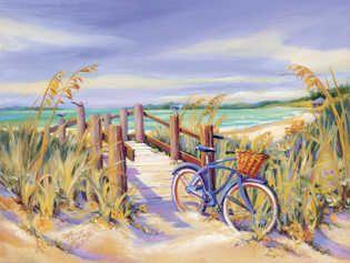 Unwind I by Kathleen Denis