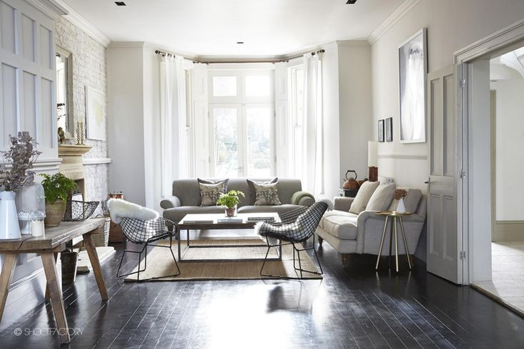 When I spotted this home on Shoot Factory I thought I had died and gone to heaven. Industrial c...