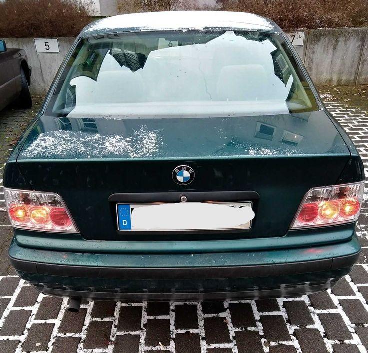 BMW 316i  E 36 Limo Baujahr 1996