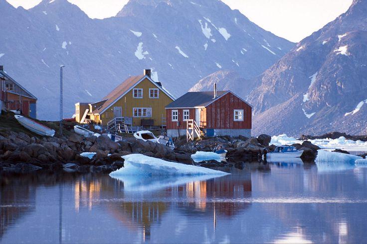 Kulusuk, Grónsko