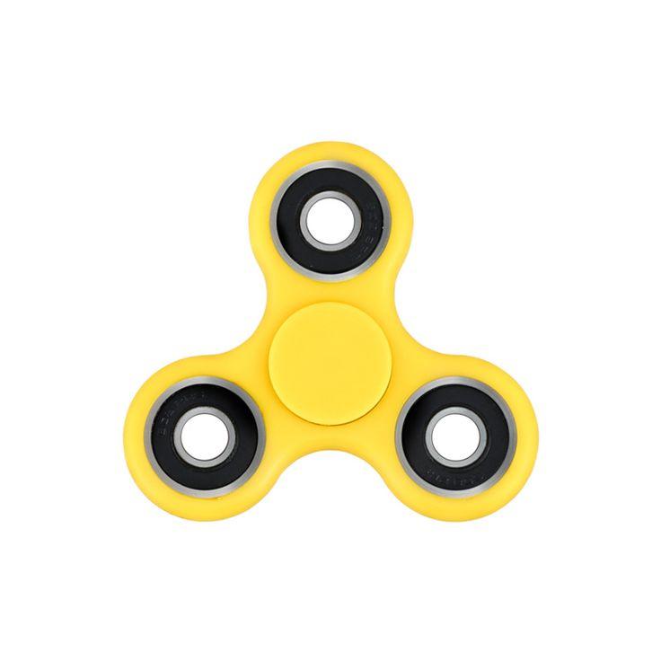 Spinner Fidget galben