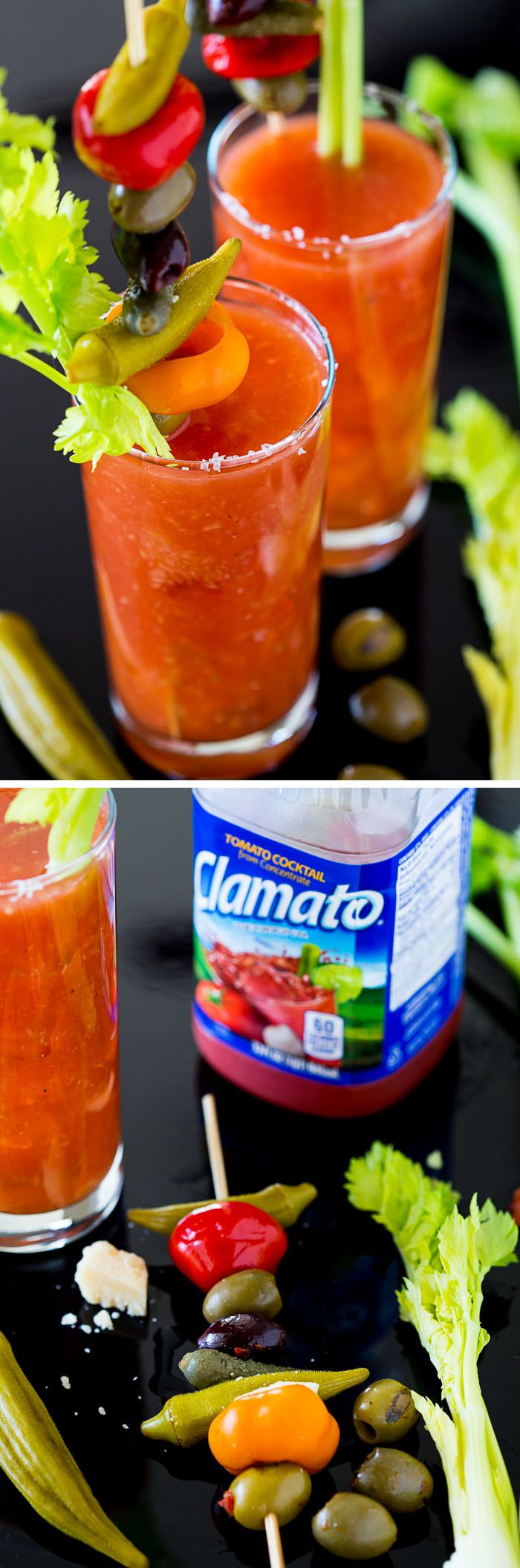 how to make a vodka caesar