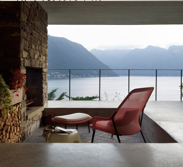 Slow Chair is a comfortable chair by Ronan and Erwan Bouroullec for Vitra,