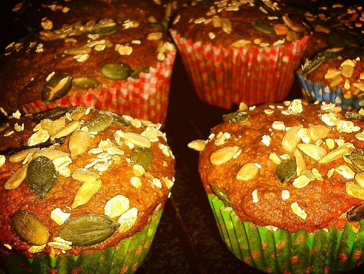 Breakfast Muffins by Marketing Manager Suzi