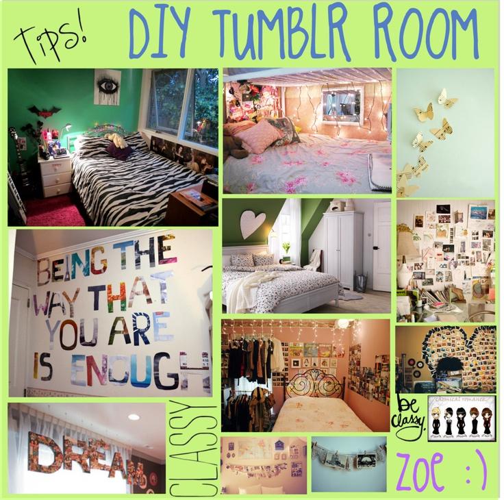 bedroom ideas tumblr diy 3