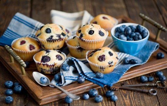 Рецепты кексов с черникой, секреты выбора ингредиентов и добавления