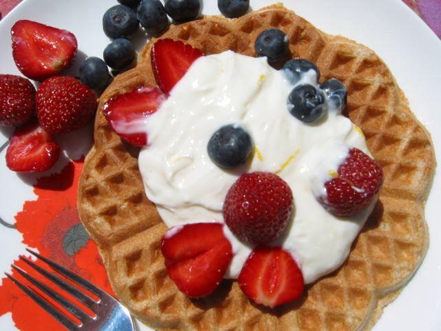 Breakfast time. Instagram: @foodsweetsdesserts