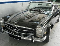 1968 Mercedes 280 si