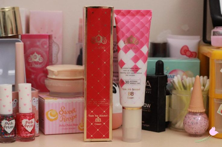 Lioele BB Cream Review | ... Lioele Triple The Solution BB Cream Review AKA My New Fave BB Cream