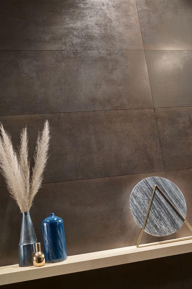 Hochmoderne Nuancen: #Braun im #Metallic Look