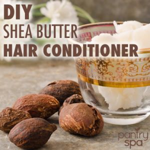 5 Shea Butter Hair Conditioner Whip Recipes (All Natural & Cheap!)