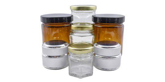 Wholesale Glass Jars