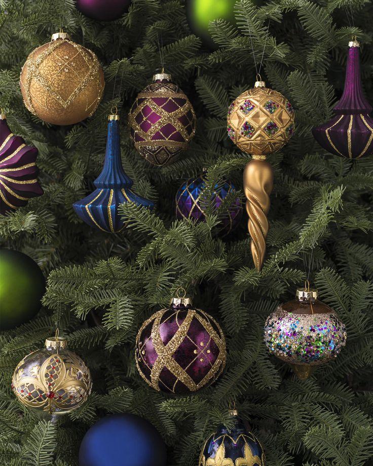 84 best Christmas in Jewel Tones images on Pinterest  Jewel tones