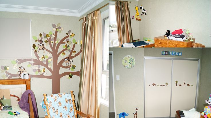 Entry from Claire bedroom 2