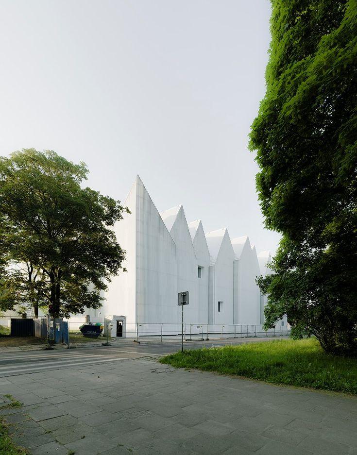 Filarmonica di Stettino, in Polonia, studio Barozzi/Veiga Premio Mies van der Rohe 2015.