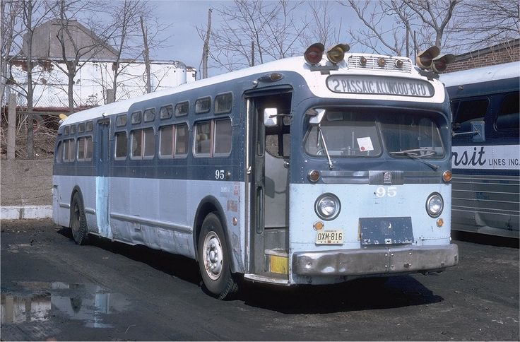 Community coach old look gmc buses and trains bus gmc
