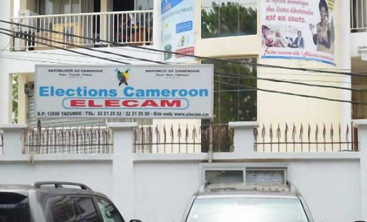 Cameroun– ELECAM : Quatre délégués atteints par la limite d'âge remplacés - 16/01/2015 - http://www.camerpost.com/cameroun-elecam-quatre-delegues-atteints-par-la-limite-dage-remplaces-16012015/?utm_source=PN&utm_medium=CAMER+POST&utm_campaign=SNAP%2Bfrom%2BCamer+Post