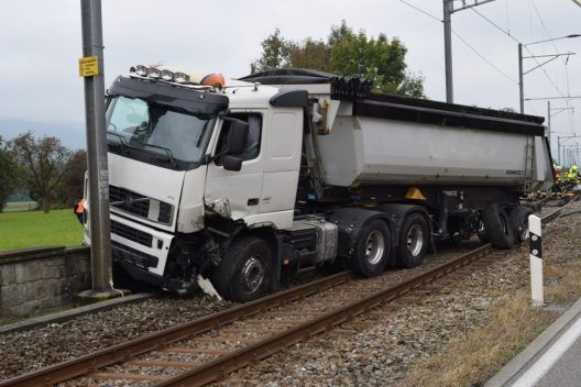 Hohenrain: Schrecklicher Verkehrsunfall fordert Schwerverletzte › newsbloggers.ch