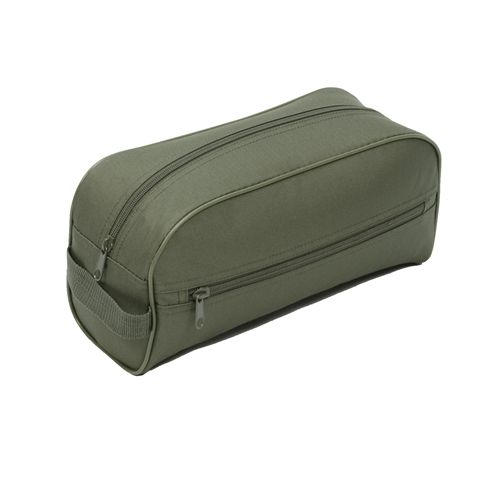 Olive Large Toiletry Bag | Military Bags | Military Luggage
