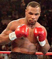 波乱万丈な人生を送ってきたボクサー マイク・タイソン。その強さは本物だ!