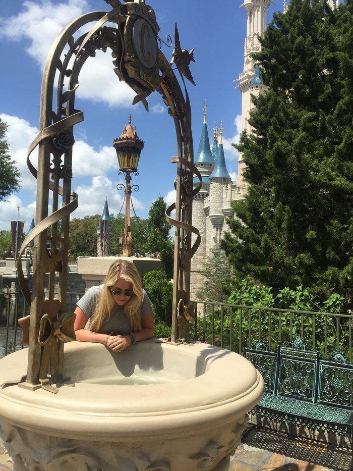 10 Places to take a great photo with Cinderella Castle in the Magic Kingdom at Walt Disney World, Florida