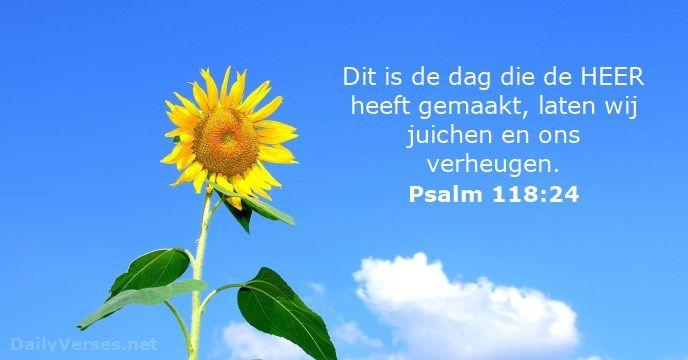psalmen 118:24