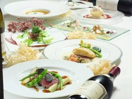 フランス料理 結婚式 - Google 検索