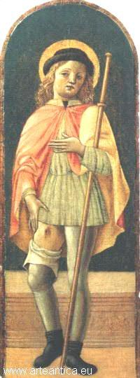 San Rocco - Andrea de Passeri, 1487