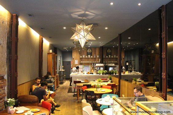 Café Oita Alta Pastelería En Gran Vía Oita Restaurantes Pasteleria