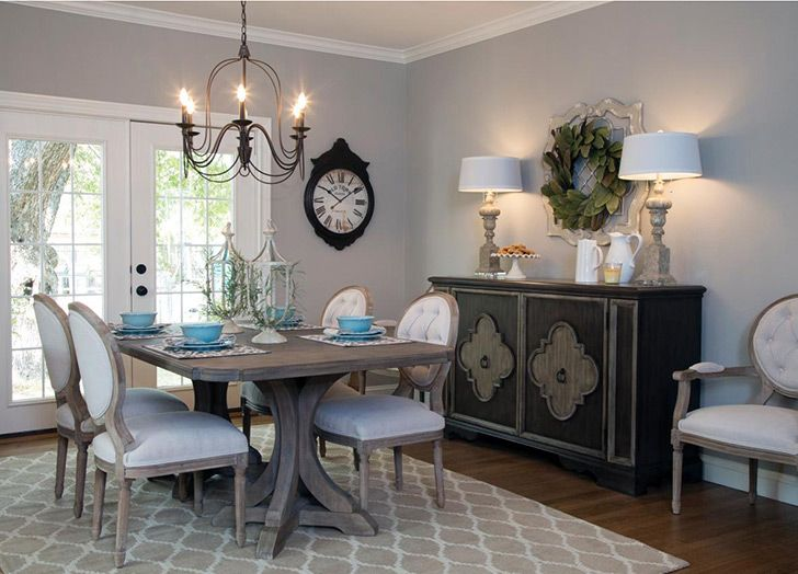 French Country Decorating Joanna Gaines Magnolia Farms